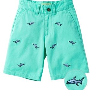 Castaway Nantucket Island shark shorts